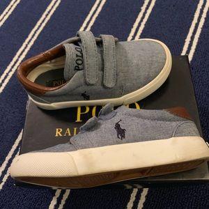 Boys Polo shoes 9c
